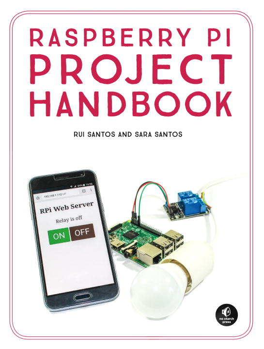 20 EASY RASPBERRY PI PROJECTS - Santos Rui