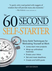 60 SECOND SELF-STARTER - Davidson Jeff
