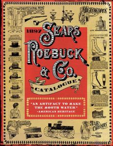 1897 SEARS, ROEBUCK & CO. CATALOGUE - Lyons Nick