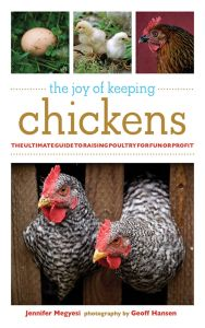 THE JOY OF KEEPING CHICKENS - Megyesi Jennifer