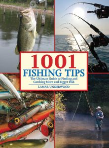 1001 FISHING TIPS - Underwood Lamar