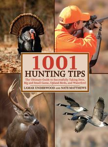 1001 HUNTING TIPS - Underwood Lamar