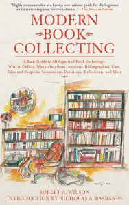MODERN BOOK COLLECTING - A. Wilson Robert
