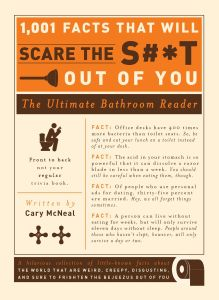 1,001 FACTS THAT WILL SCARE THE S#*T OUT OF YOU - Mcneal Cary