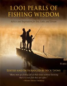 1,001 PEARLS OF FISHING WISDOM - Lyons Nick