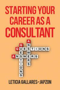STARTING YOUR CAREER AS A CONSULTANT - Gallares-Japzon Leticia