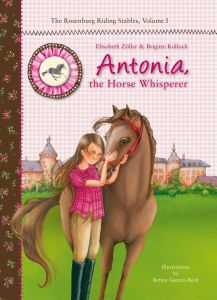 ANTONIA, THE HORSE WHISPERER - Zö Elisabeth