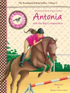 ANTONIA AND THE BIG COMPETITION - Zö Elisabeth