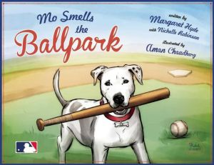 MO SMELLS THE BALLPARK - Hyde Margaret