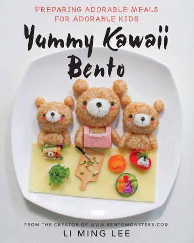 YUMMY KAWAII BENTO - Ming Lee Li