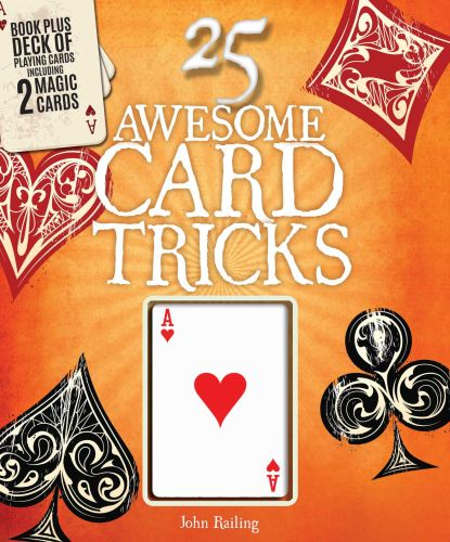 25 AWESOME CARD TRICKS - Railing John