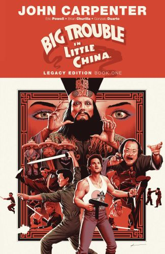 BIG TROUBLE IN LITTLE CHINA LEGACY EDITION BOOK ONE - Carpenter John