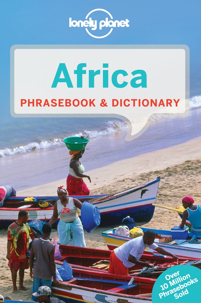 LONELY PLANET AFRICA PHRASEBOOK & DICTIONARY - Liebenberg , Lonely , Wilna , Adeniyi , Harrison , Benjamin