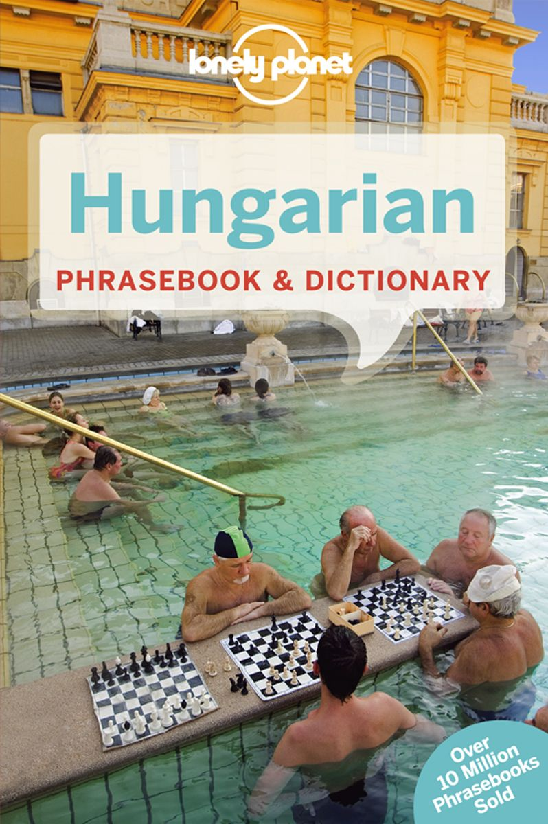 LONELY PLANET HUNGARIAN PHRASEBOOK & DICTIONARY - Mayer , Lonely