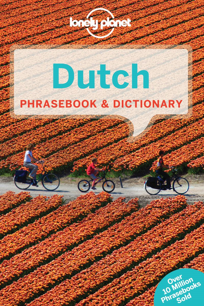 LONELY PLANET DUTCH PHRASEBOOK & DICTIONARY - Mertens , Lonely
