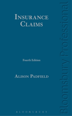 INSURANCE CLAIMS - Padfield Alison