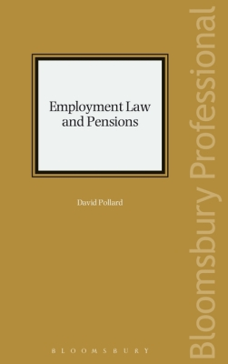EMPLOYMENT LAW AND PENSIONS - Pollard David