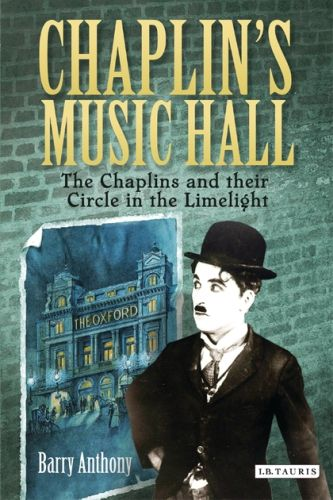 CHAPLIN'S MUSIC HALL - Anthony Barry