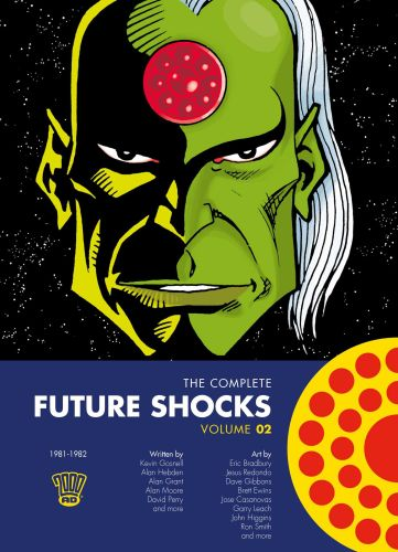 THE  COMPLETE FUTURE SHOCKS VOL. 2 - Moore Alan