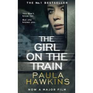 THE GIRL ON THE TRAIN - Hawkins Paula