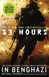 13 HOURS - Zuckoff Mitchell