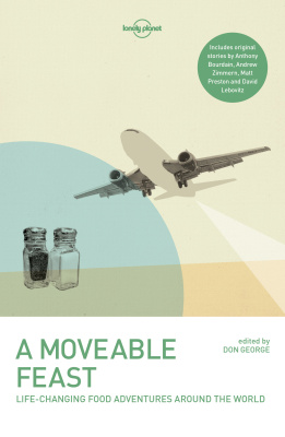 A MOVEABLE FEAST -  Food