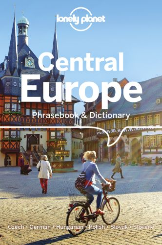 LONELY PLANET CENTRAL EUROPE PHRASEBOOK & DICTIONARY -  Nebesky