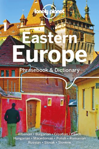 LONELY PLANET EASTERN EUROPE PHRASEBOOK & DICTIONARY -  Mayhew