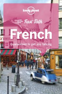 LONELY PLANET FAST TALK FRENCH -  Janes