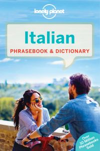 LONELY PLANET ITALIAN PHRASEBOOK & DICTIONARY - Iagnocco , Lonely , Pietro , Beltrami , Anna , Coates
