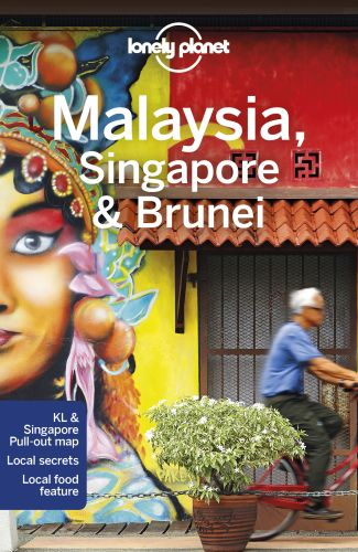 LONELY PLANET MALAYSIA, SINGAPORE & BRUNEI -  Richmond