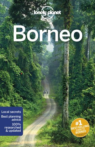 LONELY PLANET BORNEO -  Harding