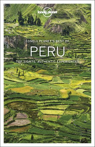 LONELY PLANET BEST OF PERU -  Sainsbury