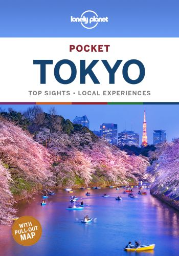 LONELY PLANET POCKET TOKYO -  Richmond