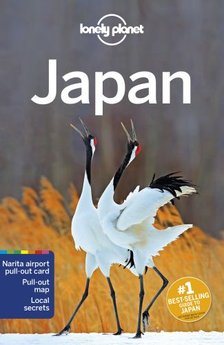 LONELY PLANET JAPAN -  Milner