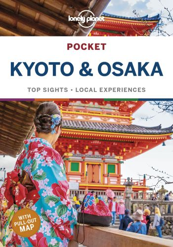 LONELY PLANET POCKET KYOTO & OSAKA -  Morgan