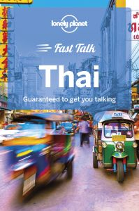 LONELY PLANET FAST TALK THAI -  Evans