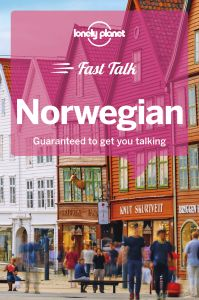 LONELY PLANET FAST TALK NORWEGIAN -  Cash