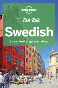 LONELY PLANET FAST TALK SWEDISH -  Srme