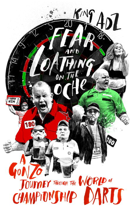 FEAR AND LOATHING ON THE OCHE - Adz King