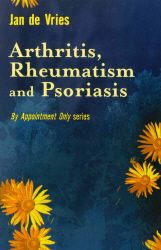 ARTHRITIS RHEUMATISM AND PSORIASIS - De Vries Jan