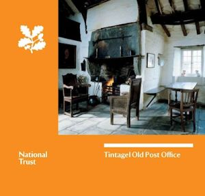TINTAGEL OLD POST OFFICE CORNWALL - Trust National