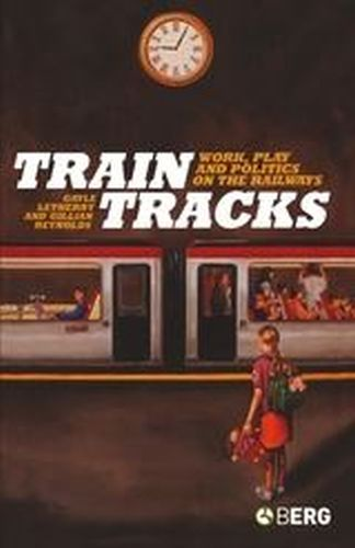 TRAIN TRACKS - Letherby Gayle