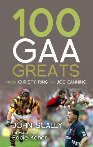 100 GAA GREATS - Scally John
