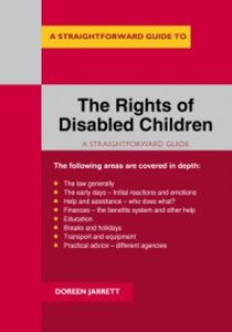 THE RIGHTS OF DISABLED CHILDREN - Jarrett Doreen