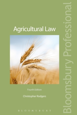 AGRICULTURAL LAW - Rodgers Christopher