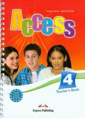 ACCESS 4 TEACHER'S BOOK - Jenny Dooley