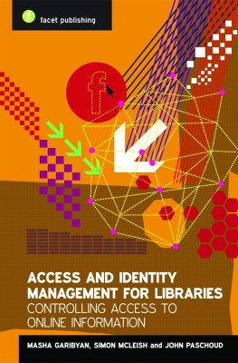 ACCESS AND IDENTITY MANAGEMENT FOR LIBRARIES - Garibyan Mariam