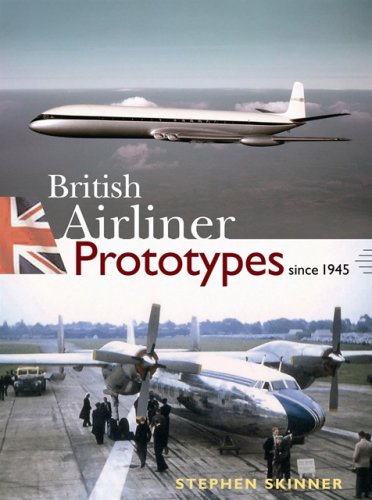 BRITISH AIRLINER PROTOTYPES