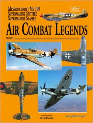 AIR COMBAT LEGENDS VOL 1